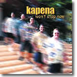 Kapena - Won't Stop Now
