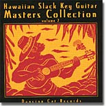 Hawaiian Slack Key Masters Vol 2