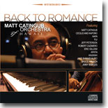 Matt Catingub Orchestra Of Hawaii - Back To Romance